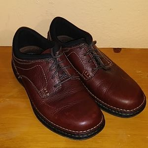 SC StreetCars Men's Leather Comfort Shoes 9.5